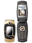 Samsung E500